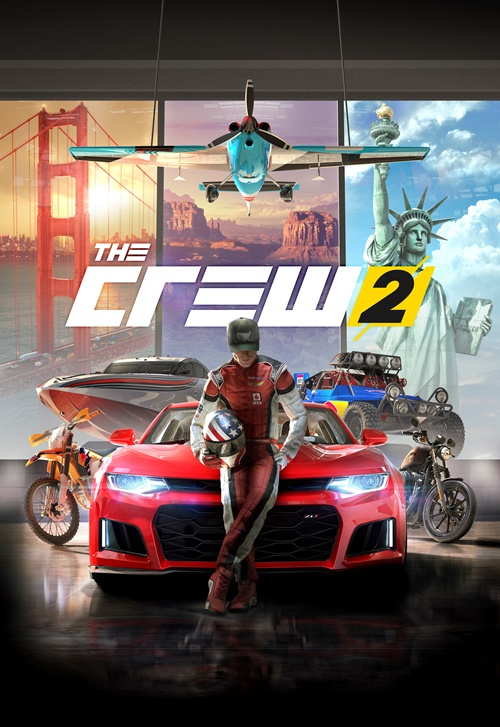 THE CREW 2 by Ubisoft is Racing to Consoles and PC on March 16, 2018, gamescom Trailer