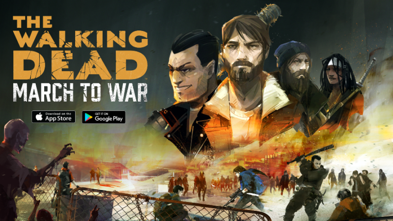 The Walking Dead: March to War Available Now, Launch Trailer
