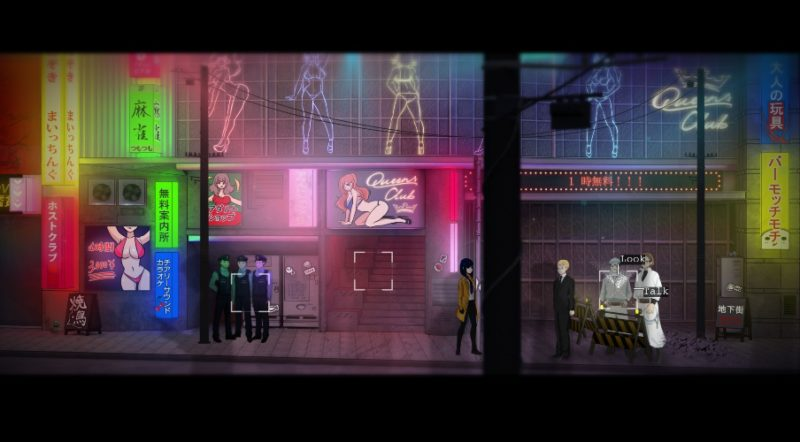 Tokyo Dark by Square Enix Collective Delivers Powerful and Dark Anime Adventure Sep. 7