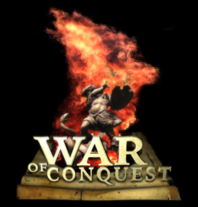WAR OF CONQUEST Pioneering Open World Strategy Game Heading to Kickstarter Sept. 5