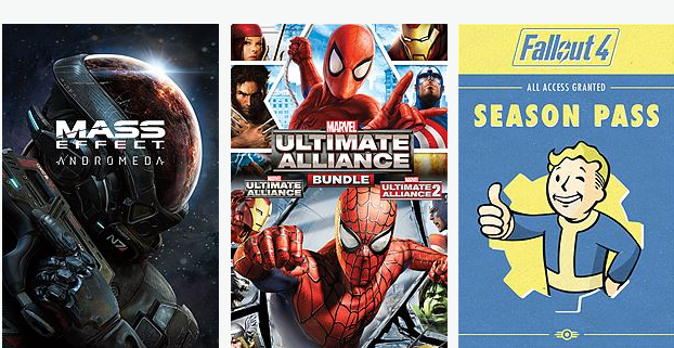 Xbox Deals with Gold and Spotlight Sale (Aug. 15)