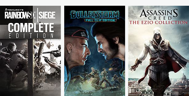 Xbox Deals with Gold and Spotlight Sale (Aug. 29)