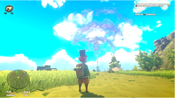 Yonder: The Cloud Catcher Chronicles Review for PlayStation 4