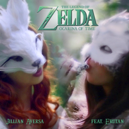 Zelda: Ocarina of Time Gets Music Video Collaboration by Jillian Aversa and Erutan