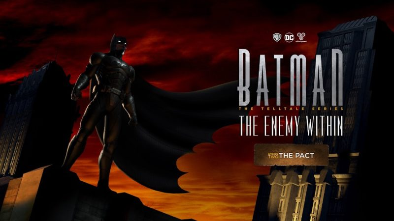 Batman: The Enemy Within Ep. 2 Premieres Today, Season Pass Disc Now Available at Retail