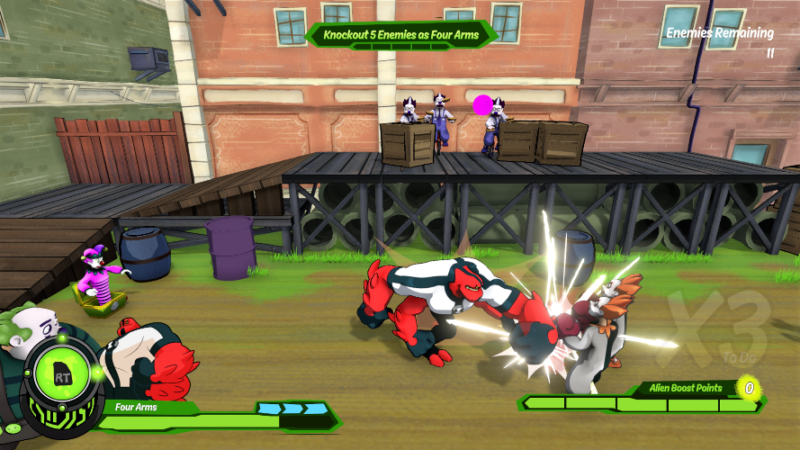 BEN 10 Video Game Launching Globally this Fall on Console and PC