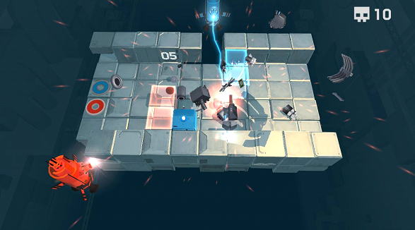 DEATH SQUARED Review for Nintendo Switch