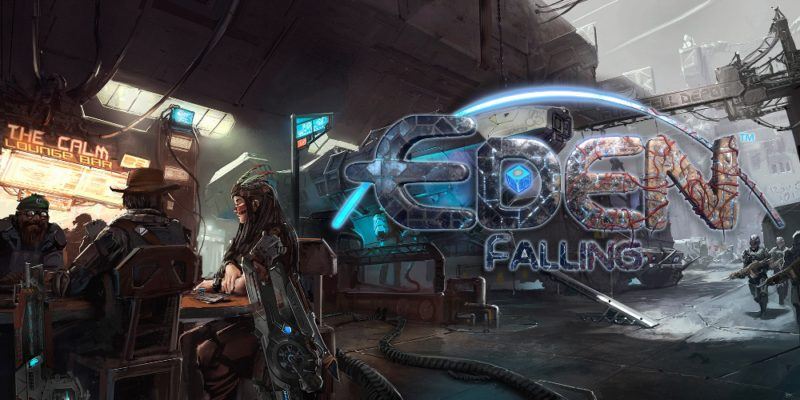 EDEN FALLING Announced as New Name for Formerly Epocylipse: The AfterFall