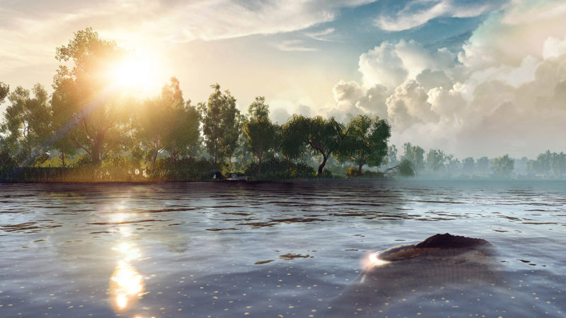 EURO FISHING Manor Farm Lake DLC Released for Consoles and PC