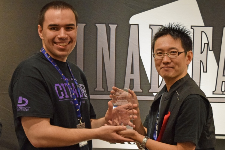FINAL FANTASY Trading Card Game 2017 North America Champion Crowned