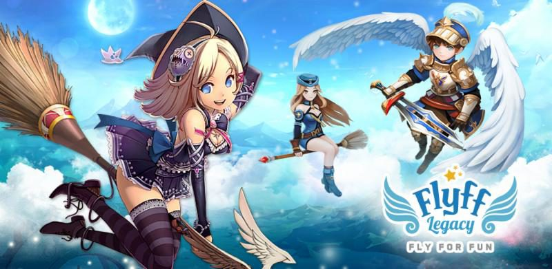 Flyff Legacy Takes Flight on Mobile Devices in North America