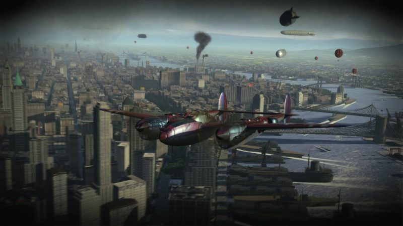 IRON WINGS Launching on XBOX ONE Oct. 8, New Video