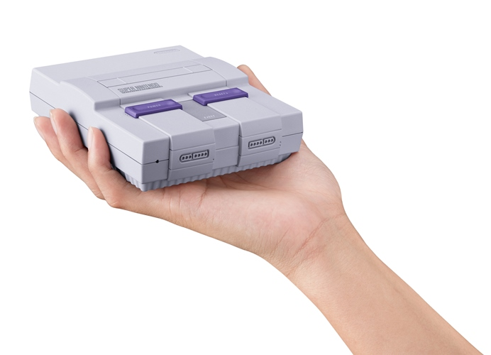 Nintendo Increases Inventory of Super NES Classic Edition; NES Classic Edition Returns to Stores in 2018