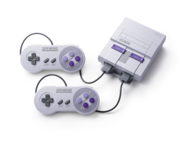 Nintendo Wants You to Take a Trip to the '90s with Super NES Classic Edition