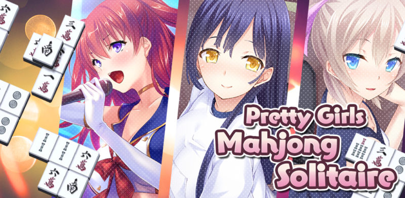PRETTY GIRLS MAHJONG SOLITAIRE By Sticky Rice Games Releases for Mobile
