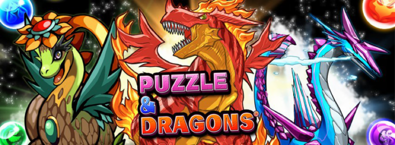 PUZZLE & DRAGONS Exceeds 12 Million Downloads in North America