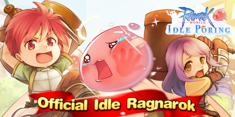 Ragnarok: Idle Poring Officially Launches Worldwide on Mobile Devices