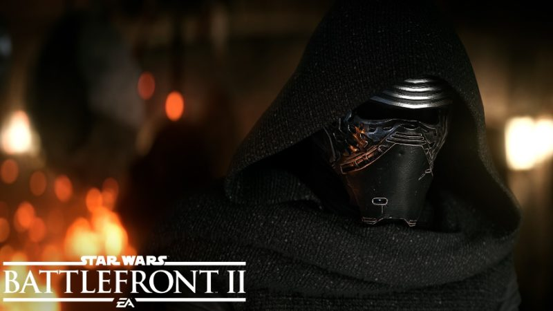 Star Wars Battlefront II New Trailer Reveals All Locations and Multiplayer Modes