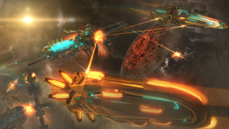 STARPOINT GEMINI WARLORDS New Cycle of Warfare DLC Releasing Oct. 5