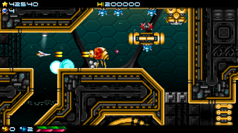SUPER HYDORAH Indie Shoot'em Coming to Xbox One and Steam Sept. 20