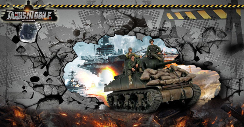 TANKS MOBILE: Battle of Kursk Now Available for iOS and Android