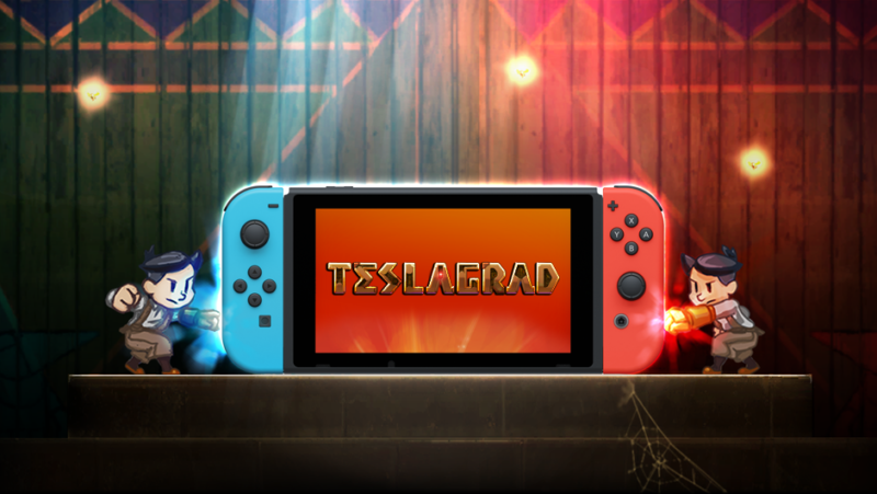 Teslagrad is Coming to Nintendo Switch, Playable at Tokyo Game Show