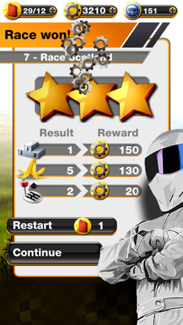 Top Gear Road Trip Review for iPhone