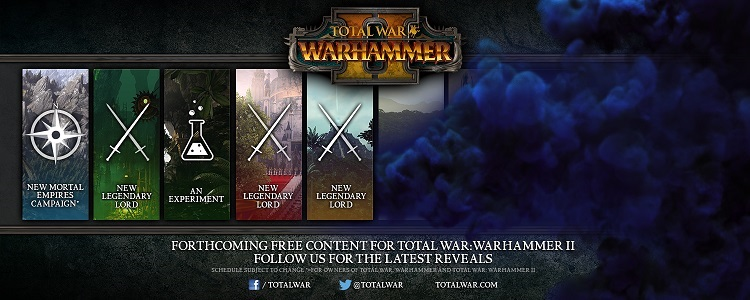 Total War: Warhammer Parts I and II MORTAL EMPIRES Campaign Content Revealed