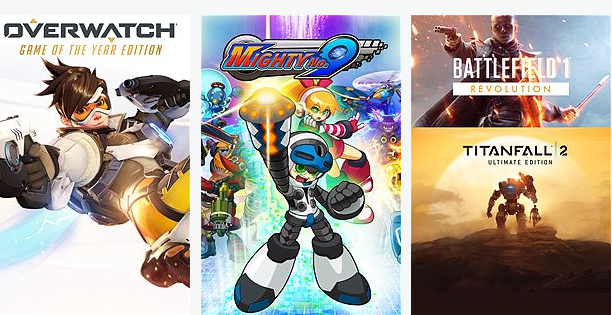 Xbox Deals with Gold and Spotlight Sale (Sept. 18)