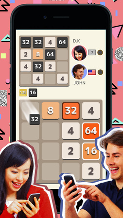 2048WARS Online Mobile Multiplayer Game Announced by Prosch