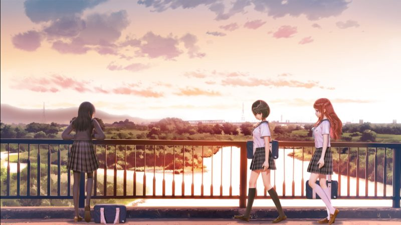 Blue Reflection Review for PlayStation 4