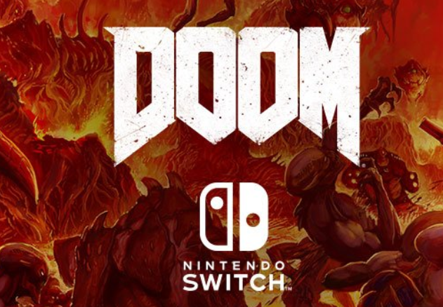 DOOM Available Now Worldwide for Nintendo Switch