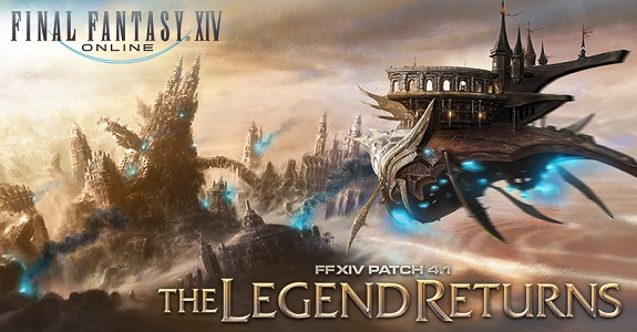 Return to Ivalice Today in FINAL FANTASY XIV: Stormblood Patch 4.1