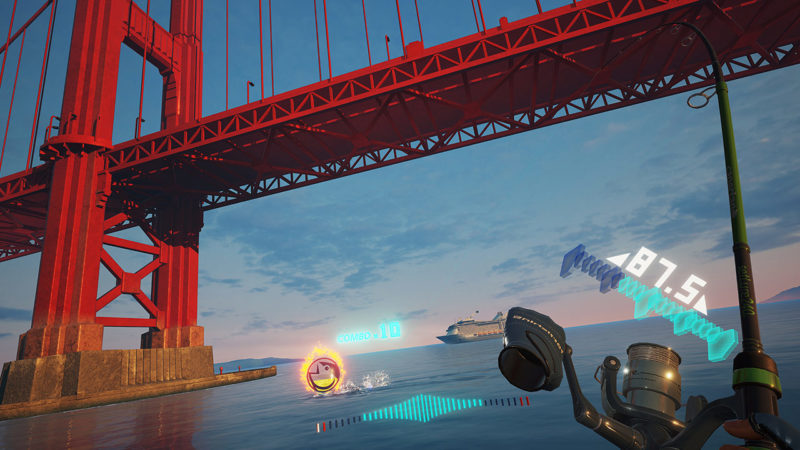 FISHING MASTER Launches Free PlayStation VR-Exclusive Demo