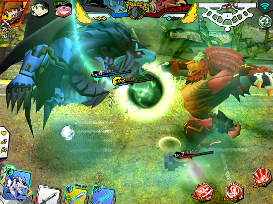 FLAME vs BLAZE New MOBA Now Available on iOS