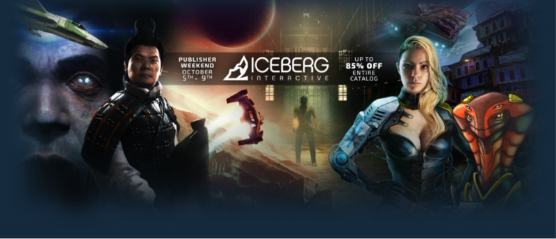 Steam Publisher Weekend Announced by Iceberg Interactive