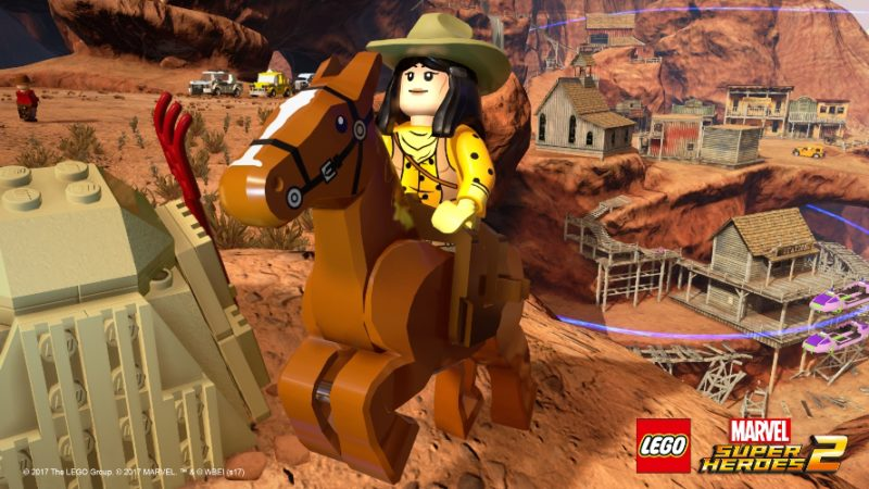 LEGO Marvel Super Heroes 2 New Story Trailer, Season Pass Details + NYCC Reveals