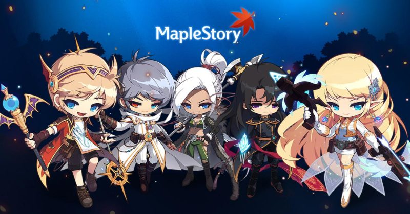 MapleStory Brings Joy this Holiday with Big Updates