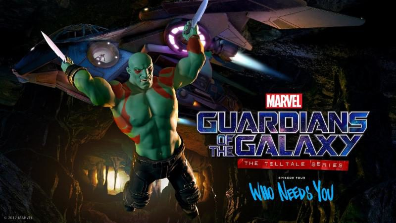 Marvel's Guardians of the Galaxy: The Telltale Series Returns Oct. 10, Ep. 4 Trailer