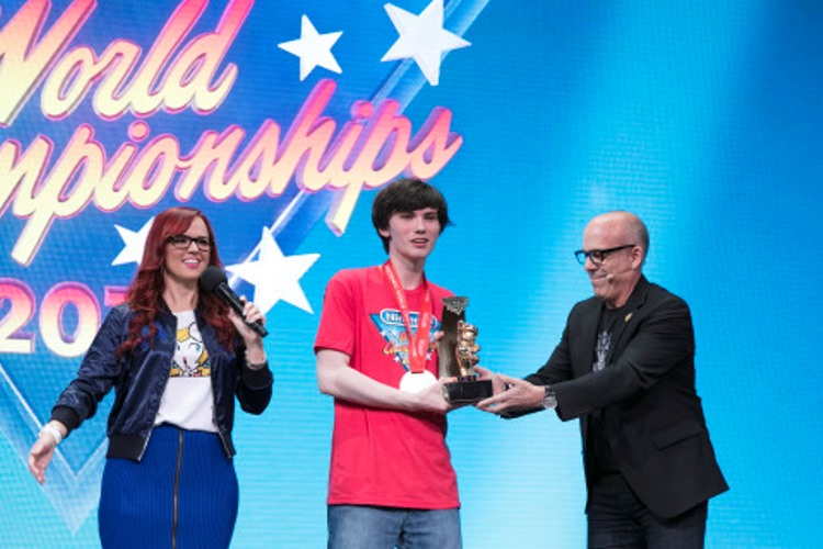 Nintendo World Championships 2017 Winner Crowned, Photos
