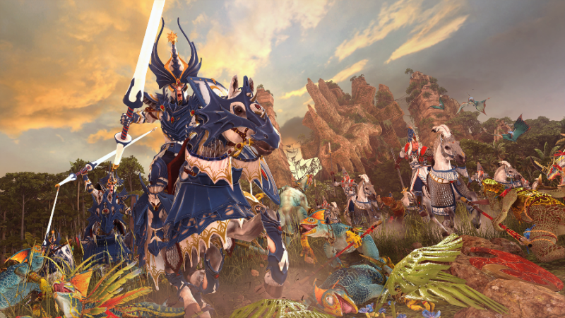Total War: Warhammer II Review for PC