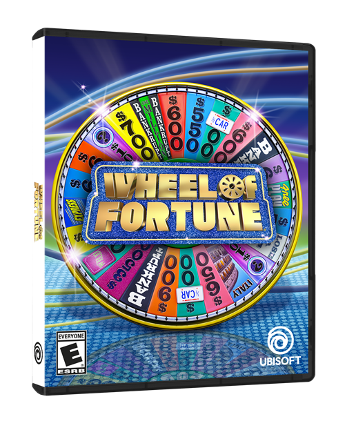 Jeopardy! and Wheel of Fortune Video Games by Ubisoft Now Available