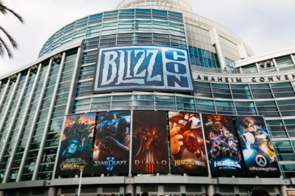Legendary Game Universes and eSports Superstars Take Center Stage at BlizzCon 2017