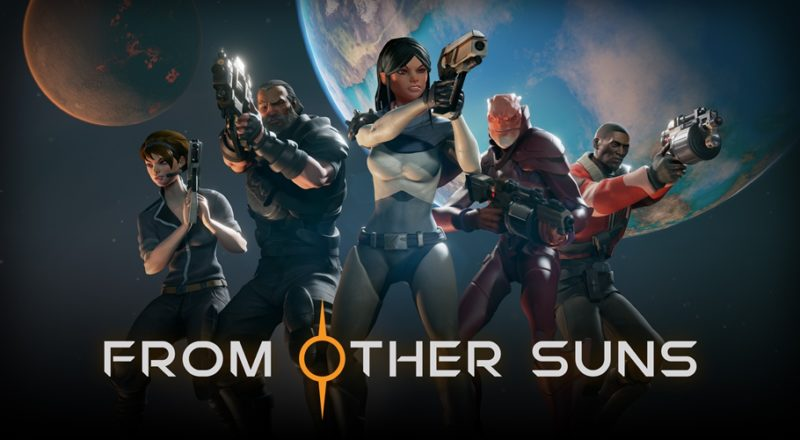 From Other Suns Sci-Fi Multiplayer VR Game Launches On Oculus Rift