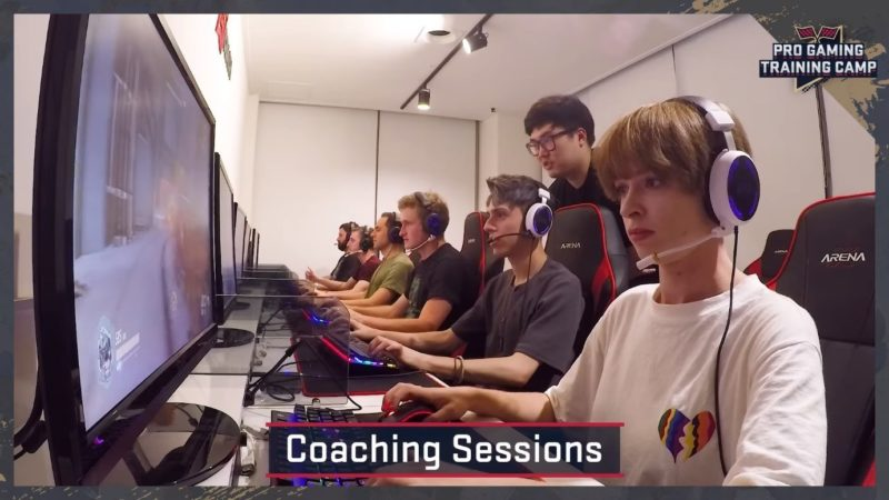 GameCoach Academy Takes Another Step toward Gamers through Pro Gaming Training Camp