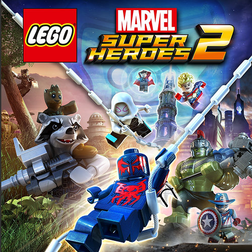 LEGO Marvel Super Heroes 2 Now Available for Nintendo Switch, PS4, Xbox One and PC