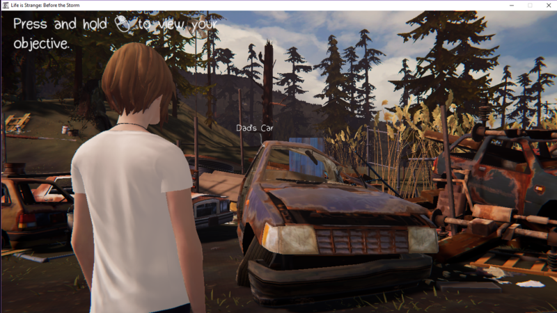 LIFE IS STRANGE: Before the Storm EP. 2 BRAVE NEW WORLD Review for PC