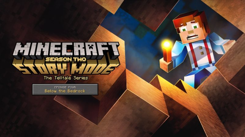 TellTale Reveals Minecraft: Story Mode - Season Two Ep. 4 Trailer Ahead of Nov. 7 Release