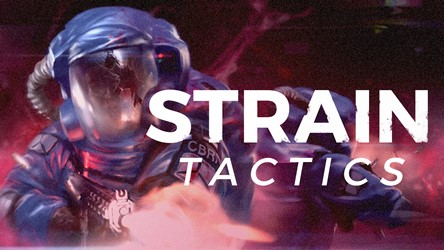 STRAIN TACTICS ARPG/RTS-Hybrid Out Now on iOS & Android