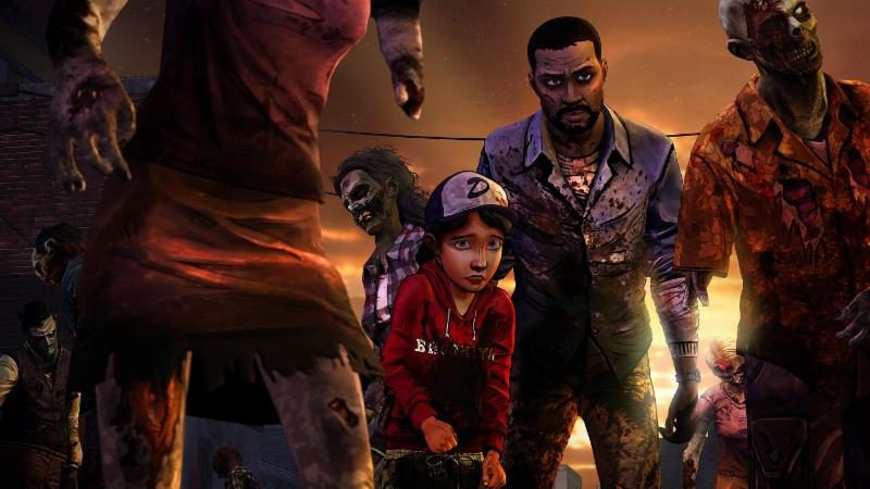 The Walking Dead: The Telltale Series Collection Arrives Dec. 5